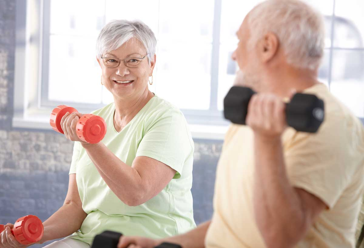Leisure & Fitness at Kingsway Place Retirement Home