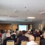 Presentation at Kingsway Aurora Retirement Residence