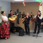 Live music for seniors at Kingsway Aurora Retirement Residence