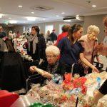Seniors bazaar at Kingsway Aurora Retirement Residence