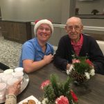 Yummy cookies at Kingsway Aurora Retirement Residence