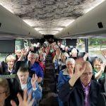 Seniors bus tour at Kingsway Aurora Retirement Residence